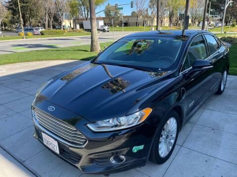 2014 Ford Fusion Energi for sale at Top Motors in San Jose CA