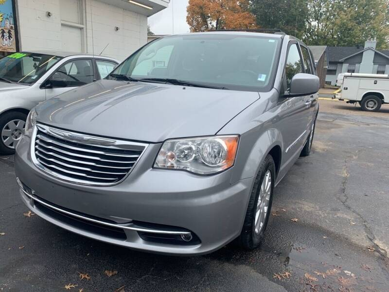 2015 Chrysler Town and Country for sale at Superior Automotive Group in Owensboro KY