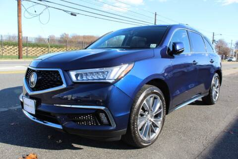 2017 Acura MDX for sale at Vantage Auto Wholesale in Lodi NJ
