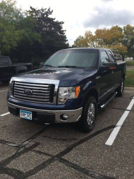 2012 Ford F-150 for sale at Specialty Auto Wholesalers Inc in Eden Prairie MN