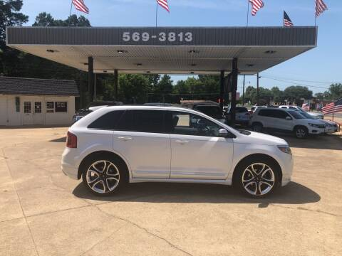 2012 Ford Edge for sale at BOB SMITH AUTO SALES in Mineola TX