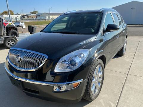 2011 Buick Enclave ALL WHEEL DRIVE 7 Passenger, Remote Start for sale at Albers Sales and Leasing, Inc in Bismarck ND