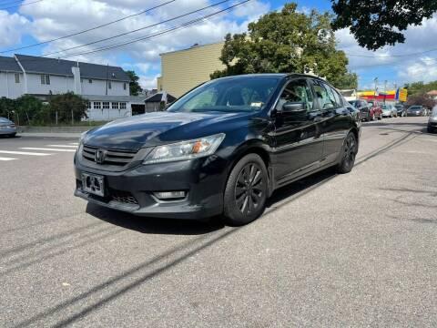 2014 Honda Accord for sale at Kapos Auto, Inc. in Ridgewood NY