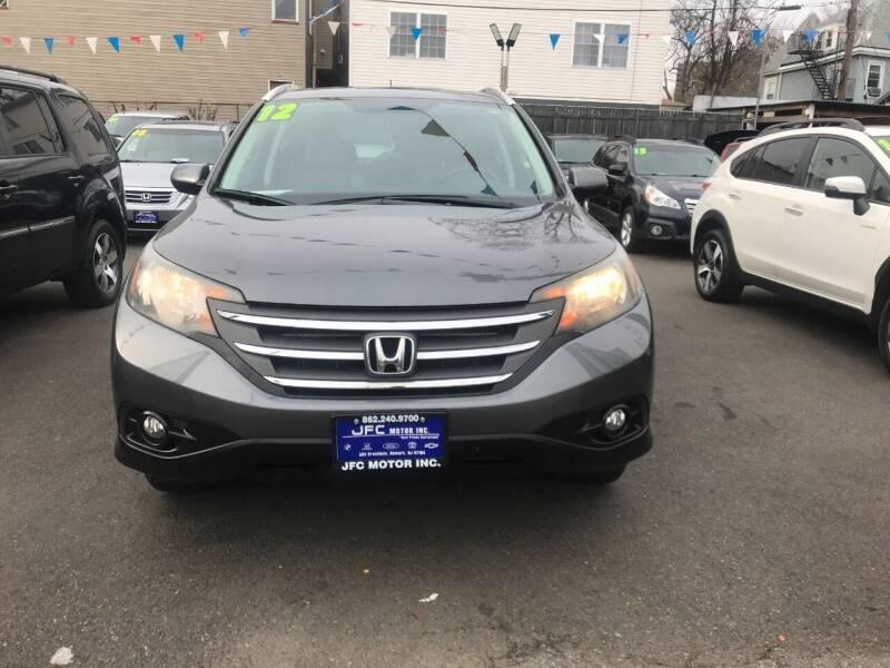 2012 Honda CR-V for sale at JFC Motors Inc. in Newark NJ
