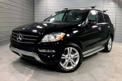 2015 Mercedes-Benz M-Class for sale at TRUST AUTO in Sykesville MD