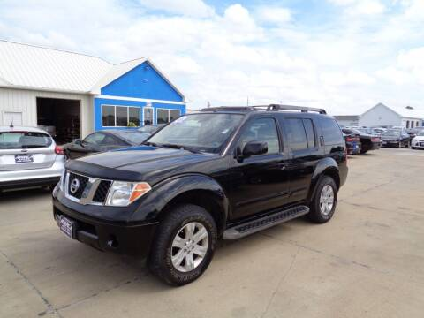 2007 Nissan Pathfinder for sale at America Auto Inc in South Sioux City NE