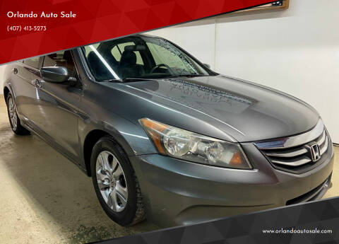 2012 Honda Accord for sale at Orlando Auto Sale in Orlando FL