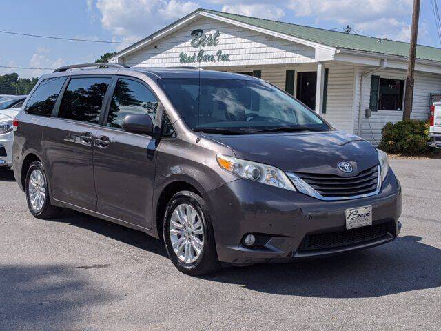 2011 Toyota Sienna for sale at Best Used Cars Inc in Mount Olive NC