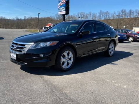 2012 Honda Crosstour for sale at Alexandria Auto Mart LLC in Alexandria PA