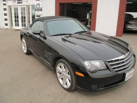 2006 Chrysler Crossfire for sale at Dealer Finance Auto Center LLC in Sacramento CA