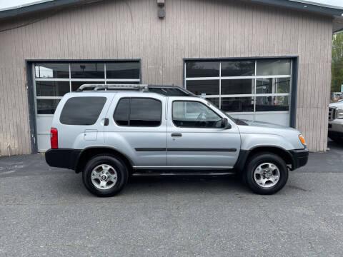 2000 Nissan Xterra for sale at Westside Motors in Mount Vernon WA