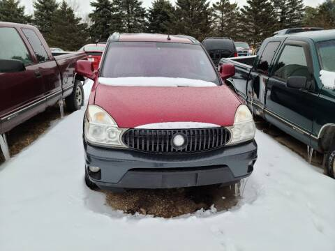 2005 Buick Rendezvous for sale at Craig Auto Sales in Omro WI