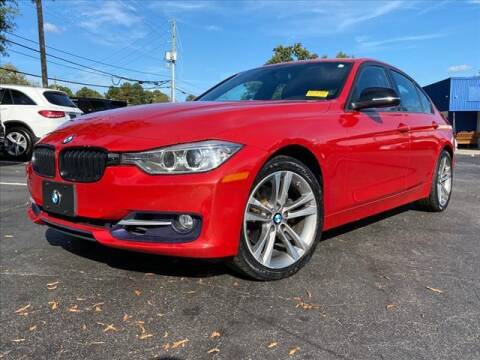 2015 BMW 3 Series for sale at iDeal Auto in Raleigh NC