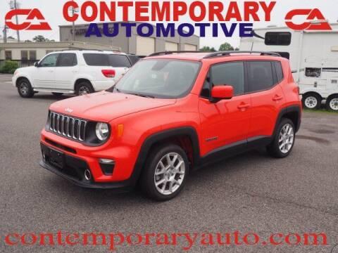 2020 Jeep Renegade for sale at Contemporary Auto in Tuscaloosa AL