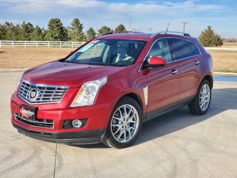 2014 Cadillac SRX for sale at Chihuahua Auto Sales in Perryton TX