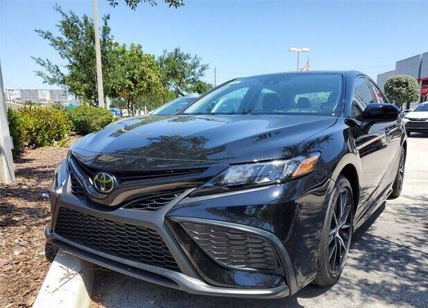 2021 Toyota Camry for sale at Selecauto LLC in Miami FL