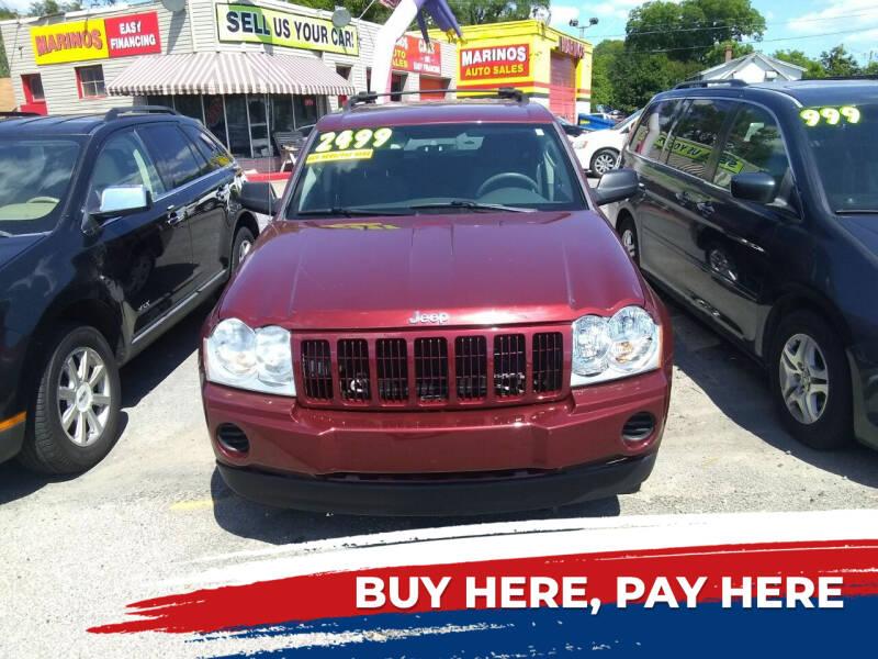 2007 Jeep Grand Cherokee for sale at Marino's Auto Sales in Laurel DE