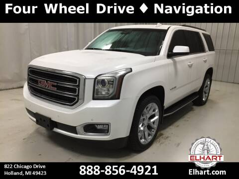 2017 GMC Yukon for sale at Elhart Automotive Campus in Holland MI