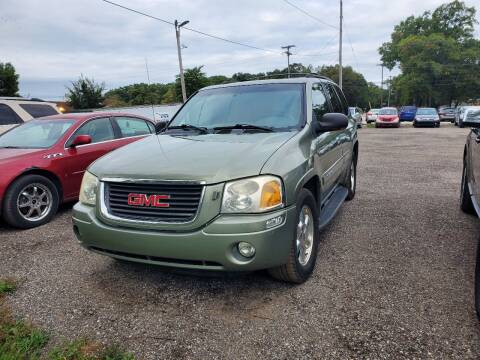 2003 GMC Envoy for sale at ASAP AUTO SALES in Muskegon MI