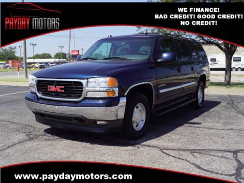 2005 GMC Yukon XL for sale at Payday Motors in Wichita KS
