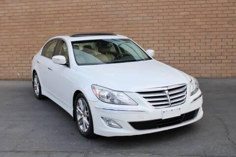 2012 Hyundai Genesis for sale at MK Motors in Sacramento CA