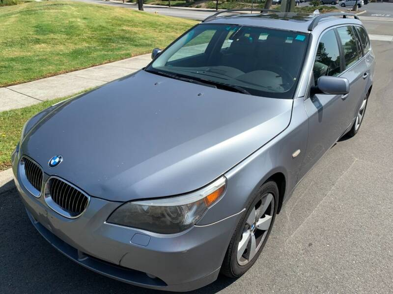 2007 BMW 5 Series for sale at Citi Trading LP in Newark CA