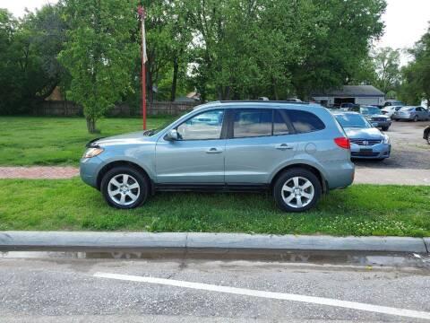 2009 Hyundai Santa Fe for sale at D & D Auto Sales in Topeka KS