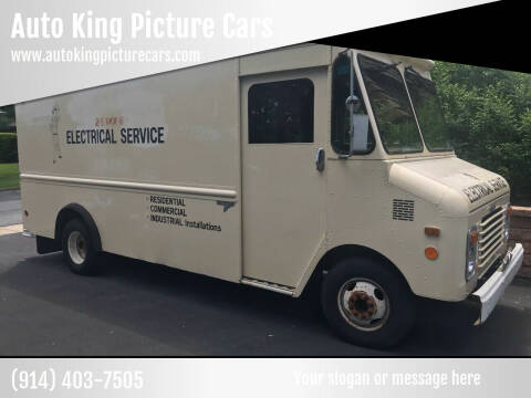 1984 GMC Forward Control Chassis for sale at Auto King Picture Cars in Pound Ridge NY