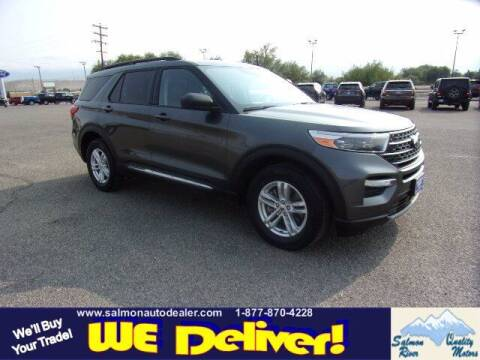 2020 Ford Explorer for sale at QUALITY MOTORS in Salmon ID