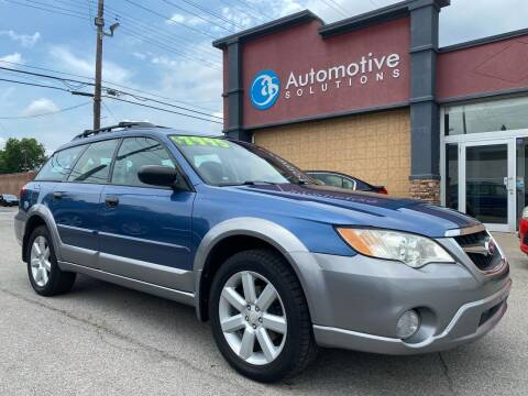 2009 Subaru Outback for sale at Automotive Solutions in Louisville KY