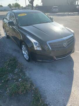 2014 Cadillac ATS for sale at VC Auto Sales in Miami FL