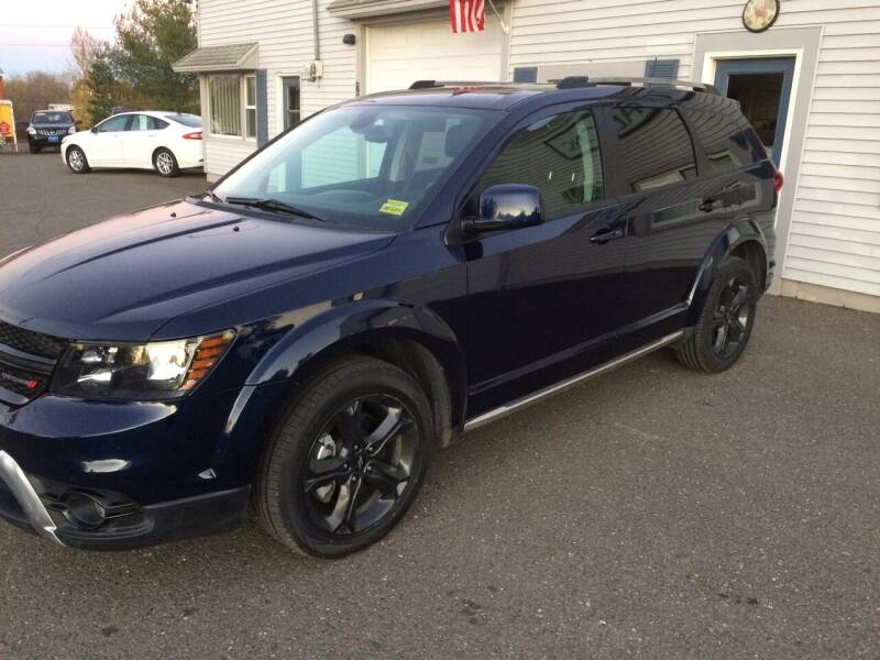 2019 Dodge Journey for sale at CLARKS AUTO SALES INC in Houlton ME