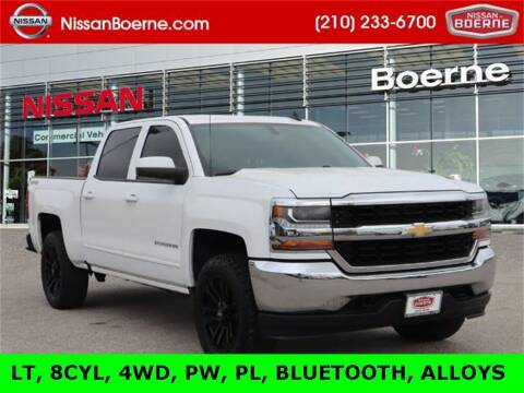 2016 Chevrolet Silverado 1500 for sale at Nissan of Boerne in Boerne TX