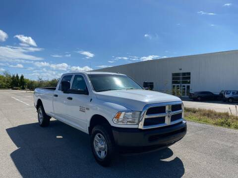 2014 RAM Ram Pickup 2500 for sale at Prestige Auto of South Florida in North Port FL