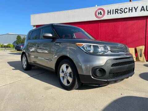 2019 Kia Soul for sale at Hirschy Automotive in Fort Wayne IN