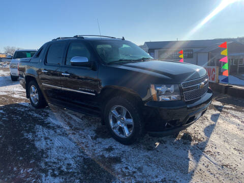 2013 Chevrolet Avalanche for sale at TRUCK & AUTO SALVAGE in Valley City ND