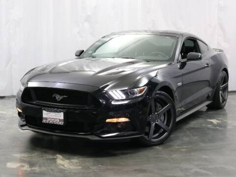 2017 Ford Mustang for sale at United Auto Exchange in Addison IL