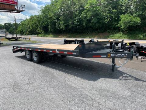 2020 Belmont Deckover 20ft 14k  for sale at Smart Choice 61 Trailers in Shoemakersville PA