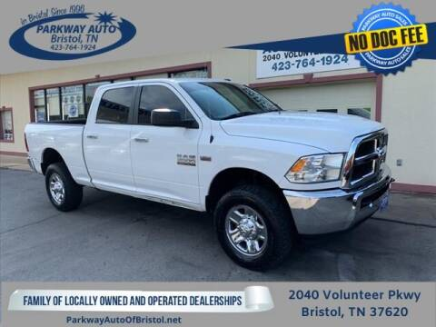 2015 RAM Ram Pickup 2500 for sale at PARKWAY AUTO SALES OF BRISTOL in Bristol TN
