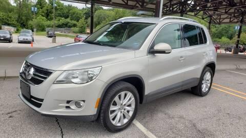 2009 Volkswagen Tiguan for sale at Nationwide Auto in Merriam KS