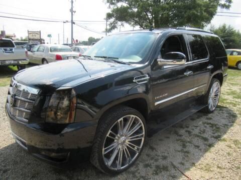 2010 Cadillac Escalade for sale at Dallas Auto Mart in Dallas GA