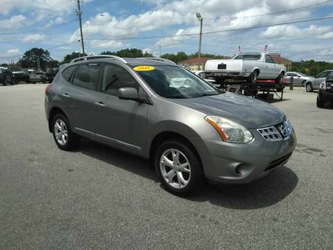 2011 Nissan Rogue for sale at Kelly & Kelly Supermarket of Cars in Fayetteville NC
