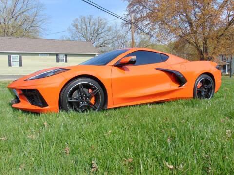2021 Chevrolet Corvette for sale at CR Garland Auto Sales in Fredericksburg VA
