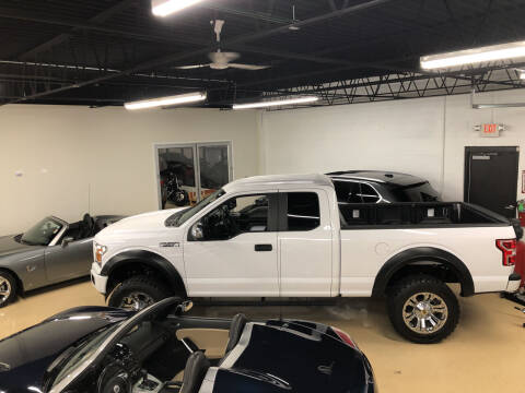 2018 Ford F-150 for sale at Fox Valley Motorworks in Lake In The Hills IL