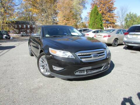 2010 Ford Taurus for sale at K & S Motors Corp in Linden NJ