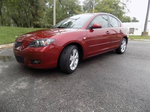 2008 Mazda MAZDA3 for sale at RENNSPORT Kansas City in Kansas City MO