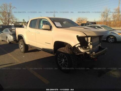 2021 Chevrolet Colorado for sale at STS Automotive in Denver CO