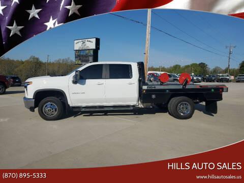 2021 Chevrolet Silverado 3500HD CC for sale at Hills Auto Sales in Salem AR