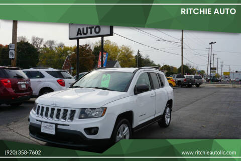 2014 Jeep Compass for sale at Ritchie Auto in Appleton WI