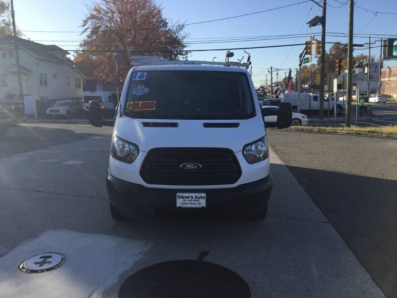 2016 Ford Transit Cargo for sale at Steves Auto Sales in Little Ferry NJ